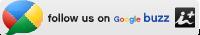 Follow us on Google Buzz